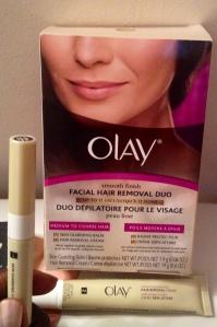 Olay Facial Hair Removal Duo