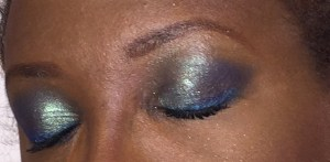 MUFE Blue Aqua Eye Liner