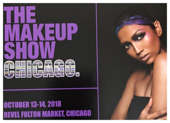 The Makeup Show Flyer Non Video